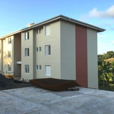 EPH expert de la peinture en bâtiment en Martinique