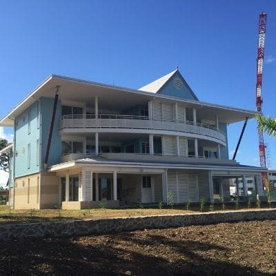 réalisations de peinture en bâtiment par EPH en Martinique