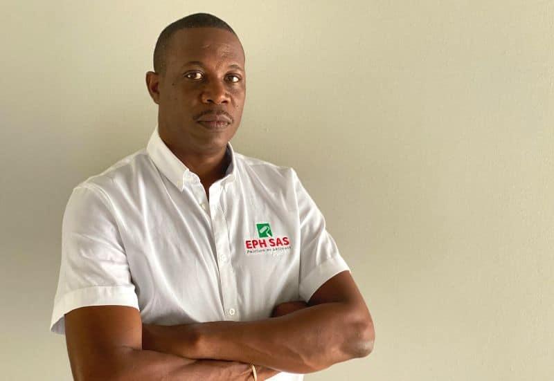 Hervé HEURLIE EPH expert de la peinture en bâtiment en Martinique